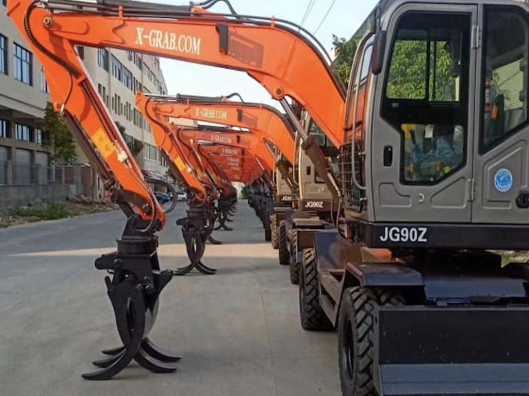 16 units JG90Z shipment