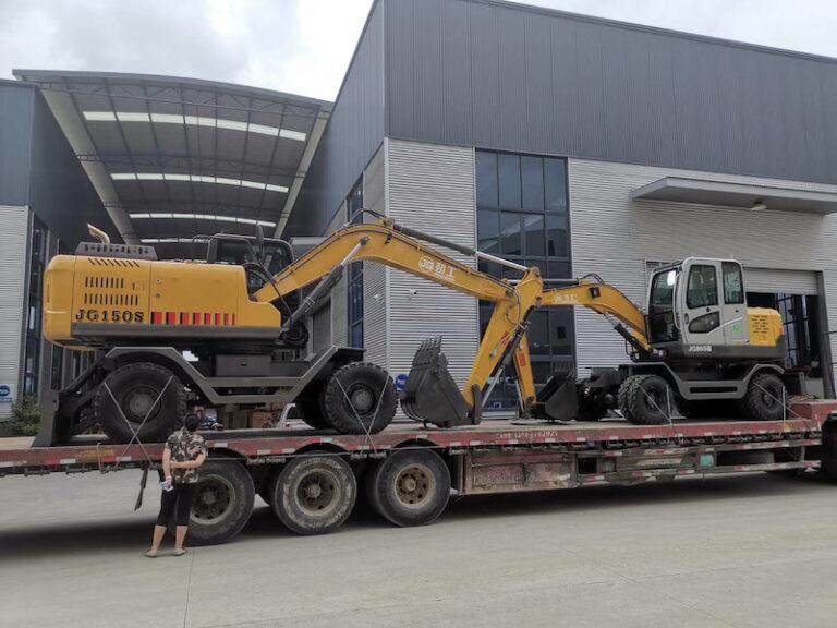 JG150S shipment
