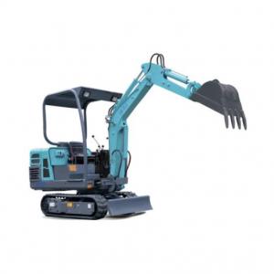 1.6 Ton Mini Crawler Excavator With 90 Degree Left Rotation
