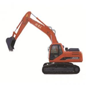 23 Ton Crawler Excavator With 1.2 M³ Capacity Bucket