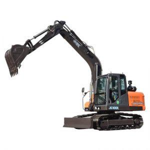 JG100L track excavators