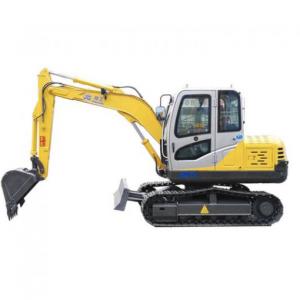 6 Ton Crawler Excavator With Dual-Speed Walking Motor Bucket Capacity 0.25 M³