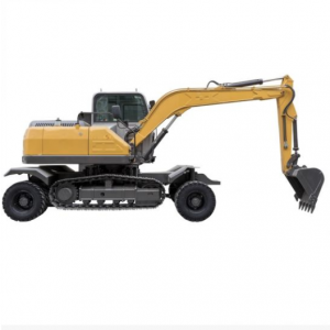 9.4 Ton Wheeled And Crawler Integrated Excavator