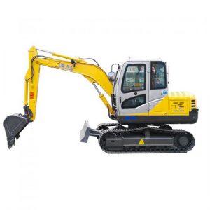 JG75L track excavators