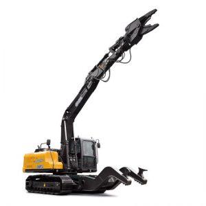 jg150l Crusher Excavator