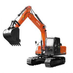jg150l crawler excavators